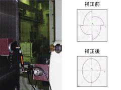 機械の校正・精度検査